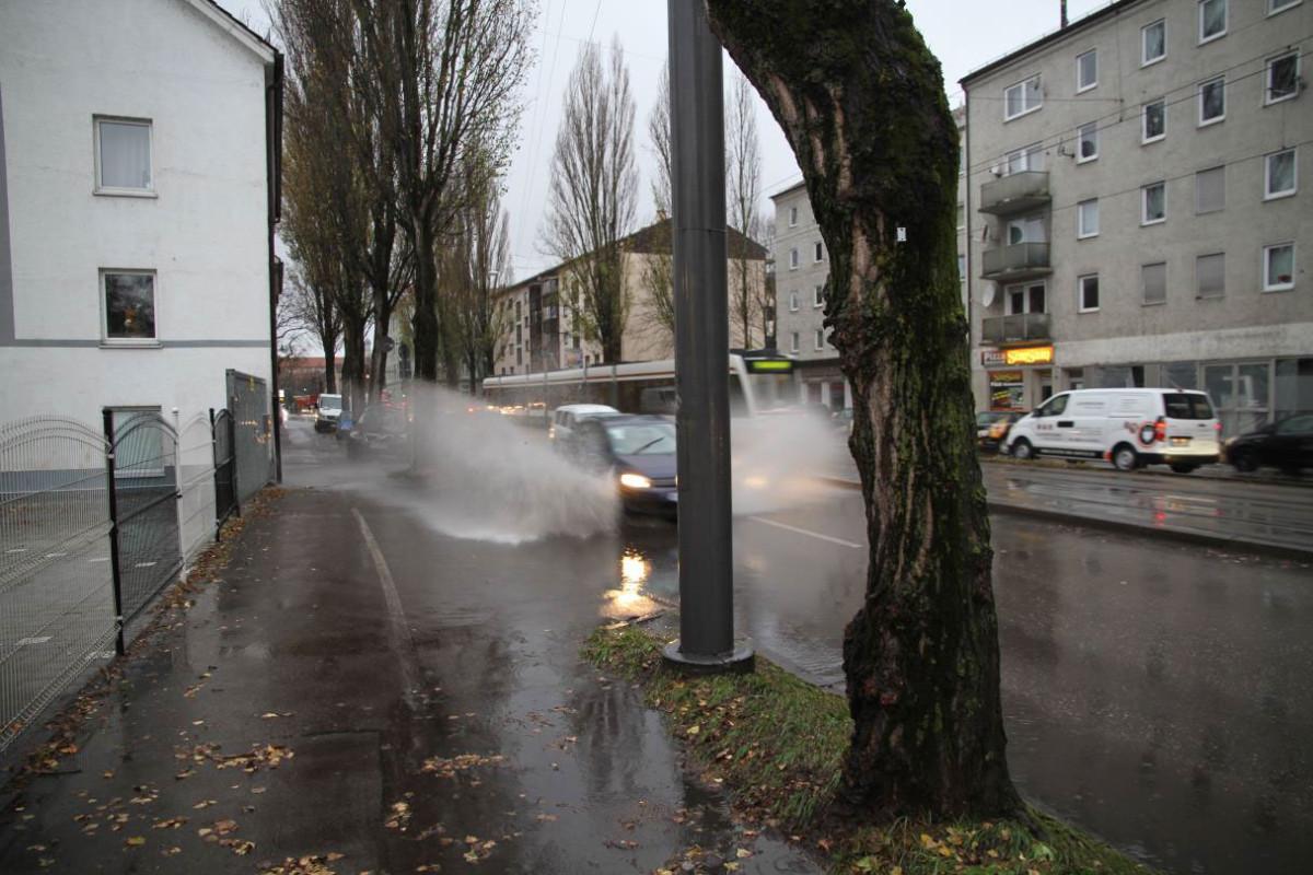 starkregen2-1200x800 Starkregen in der Region: Warnmeldung der Feuerwehr News Polizei & Co Augsburg Regen Starkregen Überschwemmung |Presse Augsburg