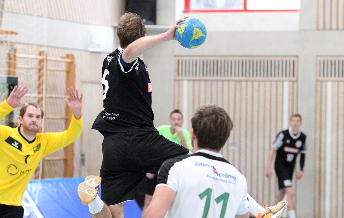 20160110_rimpar-tsv_005 Handball | TSV Friedberg empfängt Waldbüttelbrunn zum Spitzenspiel News Bayernliga TSV Friedberg Handball Waldbüttelbrunn |Presse Augsburg