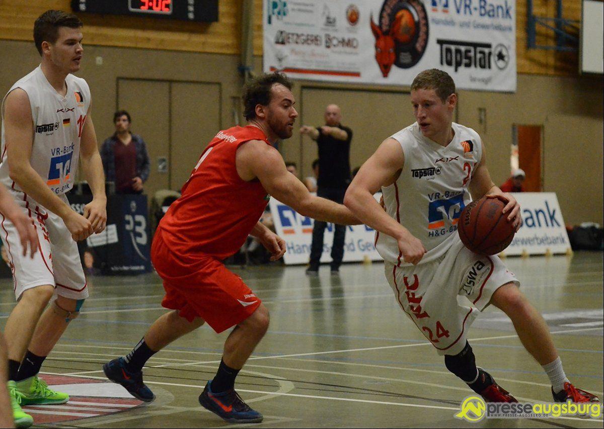 2014-02-15_knagaroos_speyer_025.jpg- Basketball | Ein letztes Mal 2. Liga für die Kangaroos Basketball News News Sport Basketball BG Leitershofen/Stadtbergen BIS Speyer Kangaroos Sport in Augsburg |Presse Augsburg