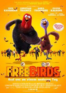 FreeBirds-212x300 BEENDET: Filmtipp der Woche & Gewinnspiel | powered by CinemaxX Augsburg. Freizeit Gewinnspiele |Presse Augsburg
