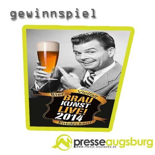gewinnspiel_braukunst BEENDET | GEWINNSPIEL: BRAUKUNST LIVE! 2014 - Internationales Festival der feinen Biere Freizeit Gewinnspiele News |Presse Augsburg