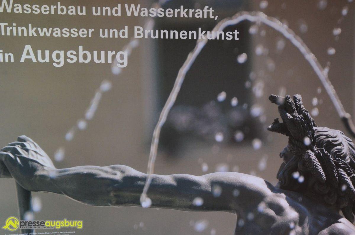 Wasserwirtschaft_ausstellung Neue Ausstellung im Kulturpark Rotes Tor Augsburg-Stadt Freizeit Kunst & Kultur News Augsburg News Ausstellung Kultur in Augsburg Kulturpark Rotes Tor Nachrichten Augsburg Rotes Tor Unesco-Interessenbekundung |Presse Augsburg