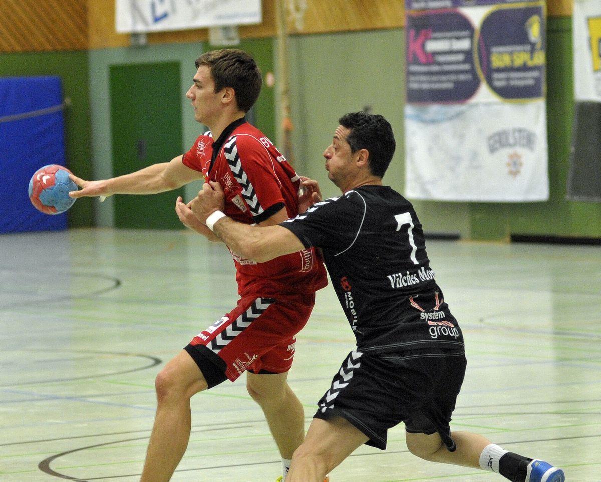 handball_friedberg_herrenberg_moreno Handball | TSV Friedberg verliert unter kuriosen Umständen Handball News News Sport |Presse Augsburg