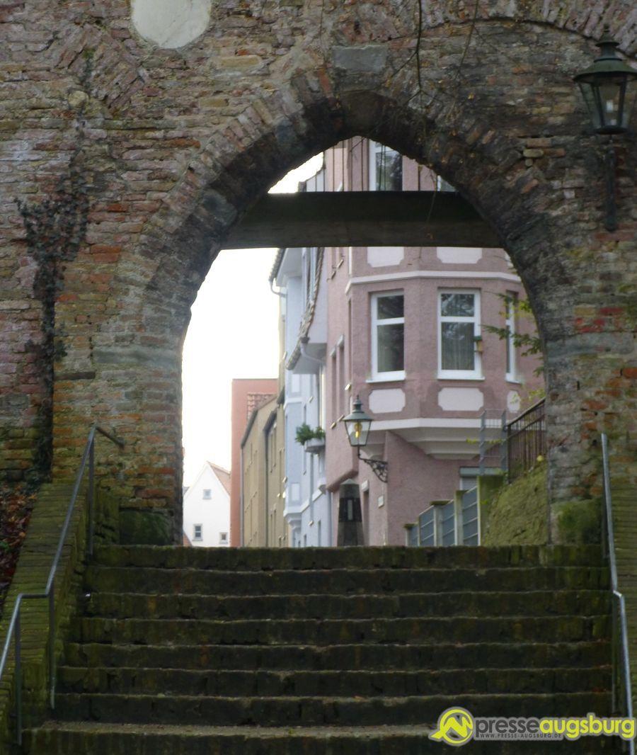 Der Stadtmauerverein sammelt Spenden zum Erhalt der historischen Schutzanlage. | Foto: Dominik Mesch