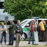 2014-05-27-Glögler-Haus-–-3-150x150 Universitätsviertel / Hochfeld | Bombendrohung sorgt für Verkehrschaos News Polizei & Co Bilder Bombendrohung Augsburg Fotos Hochfeld PCI Univiertel |Presse Augsburg