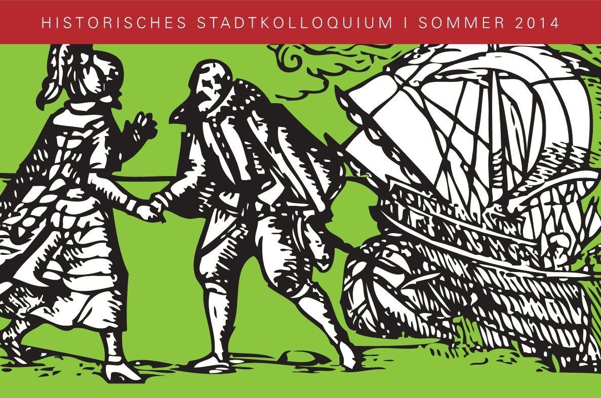 Stadtkolloquium-Plakat Orient in Augsburg - Einblicke in eine unbekannte Geschichte Freizeit Kunst & Kultur News Institut für Europäische Kulturgeschichte Neue Stadtbibliothek Orient in Augsburg Uni Augsburg |Presse Augsburg