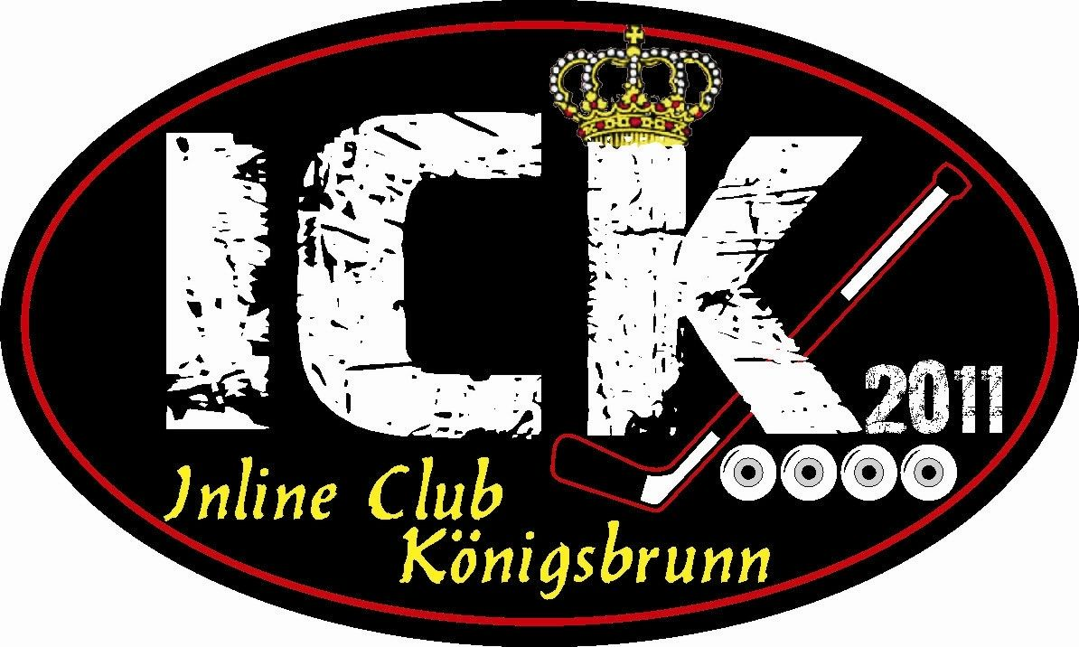 ick_inline_königsbrunn_lgoo Finales Heimspiel der Hauptrunde für den ICK News Sport DIHL G-Rollers Germering IC Königsbrunn Inlinehockey |Presse Augsburg