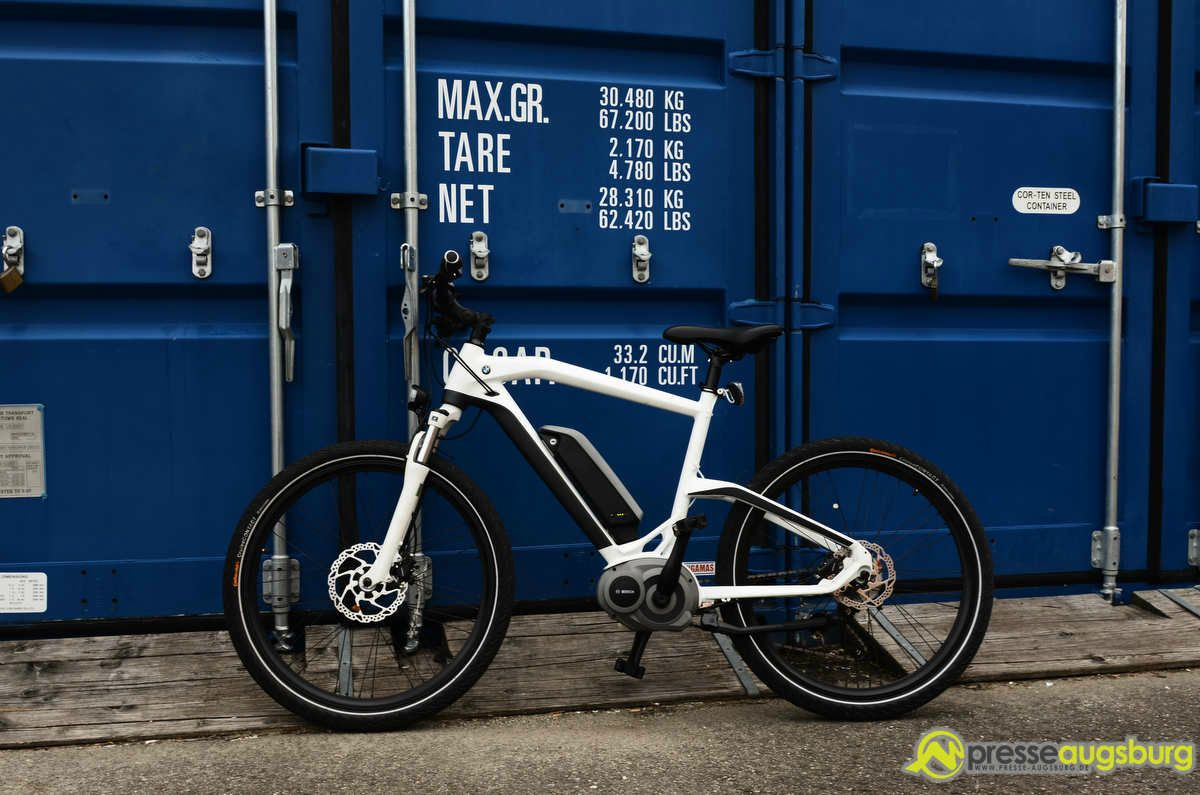 freude am fahren das bmw cruise e bike 2014 im presse. Black Bedroom Furniture Sets. Home Design Ideas