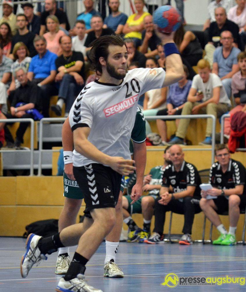 20140721_handball_tsv-friedberg_wetzlar_051 Friedberg Handball | Der letzte Angriff sicherte den Heimsieg über Kornwestheim News Sport 3. Liga Süd Salamander Kornwestheim TSV Friedberg |Presse Augsburg
