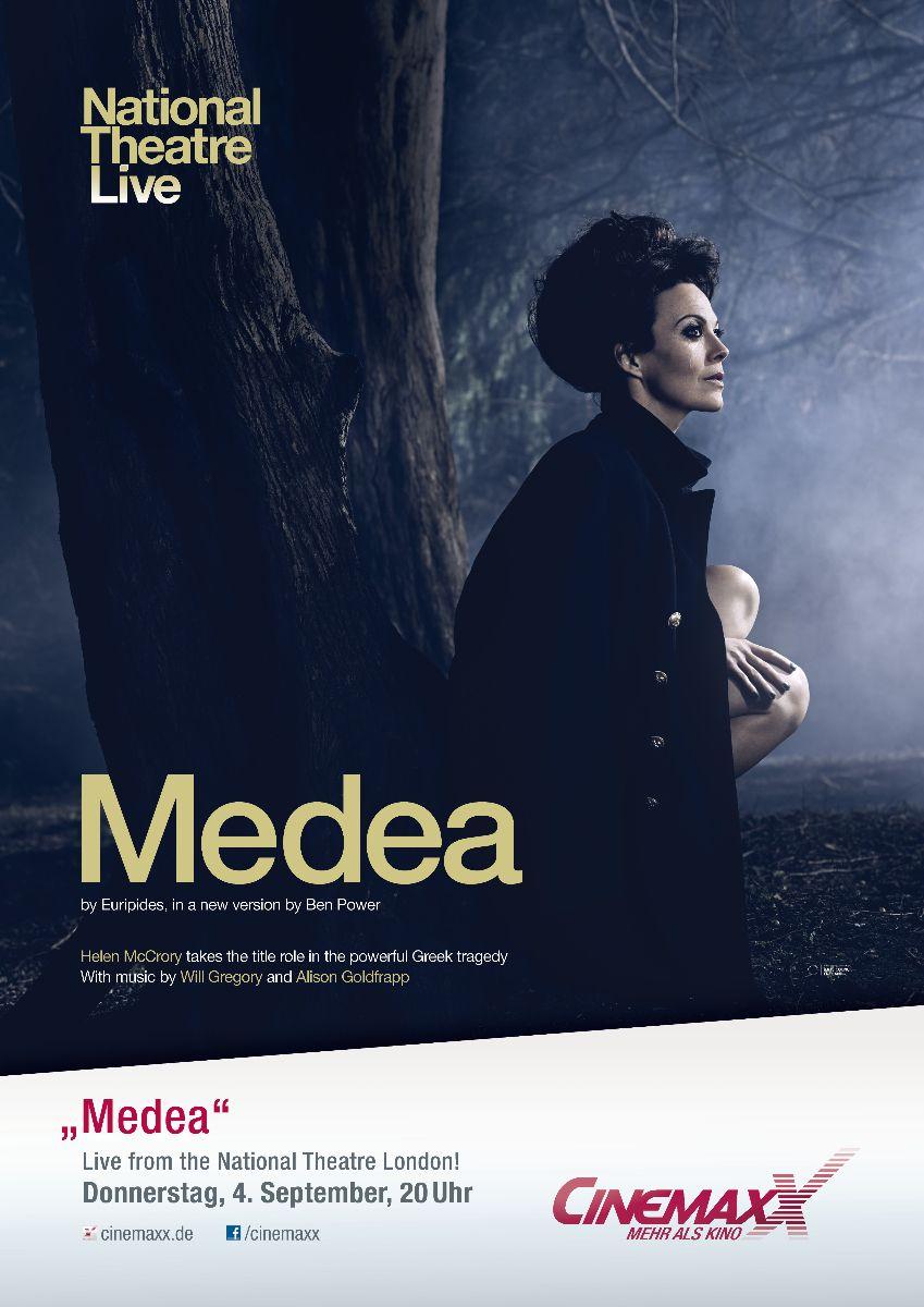 Beendet Gewinnspiel National Theatre London Medea
