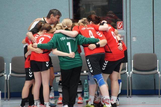 neusäss_handball_damen Neusäßer Handball-Damen suchen Verstärkung Handball News Vereinsleben Damen Handball TSV Neusäß  Presse Augsburg