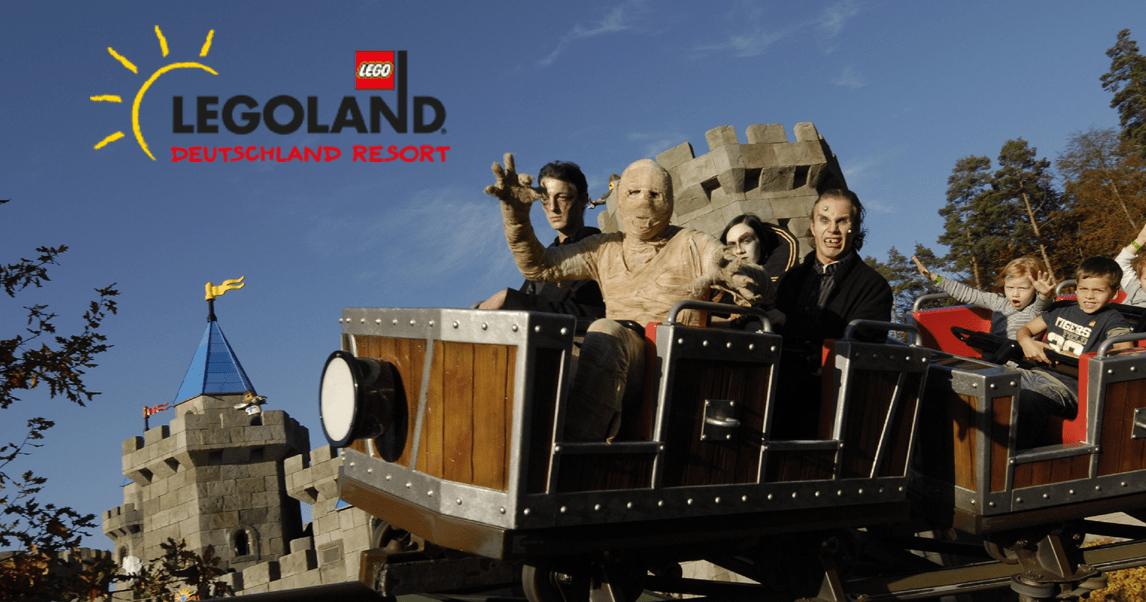 Drachenjagd m Gruselgestalten 150dpi Bild: LEGOLAND® Deutschland Resort