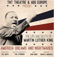 """theater_american-dreams """"I have a dream"""" - American Dreams and Nightmares im Theater Augsburg Kunst & Kultur News American Dreams and Nightmares Theater Augsburg 
