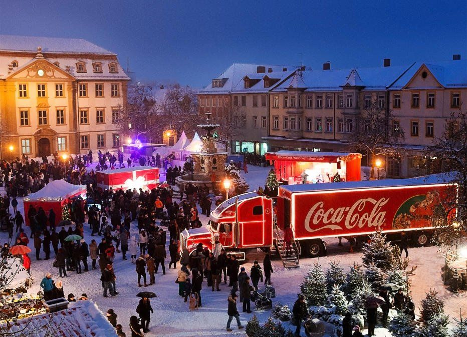 Bild: Coca-Cola
