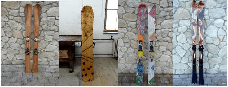 geschenktipp mit fachlicher anleitung und viel spa zum individuellem ski oder snowboard. Black Bedroom Furniture Sets. Home Design Ideas