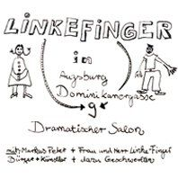 theater_linkefinger Linke Finger am 27. November in der Galerie Süsskind Kunst & Kultur Galerie Süsskind Linke Finger Theater Augsburg | Presse Augsburg