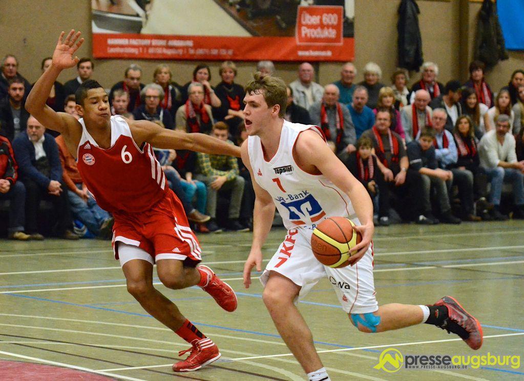 2015-01-06-Basketball-–-300 Basketball | Kangaroos müssen nach München Basketball News News Sport BG Leitershofen/Stadtbergen FC Bayern München Kangaroos MTSV Schwabing MTSV Schwabing München |Presse Augsburg