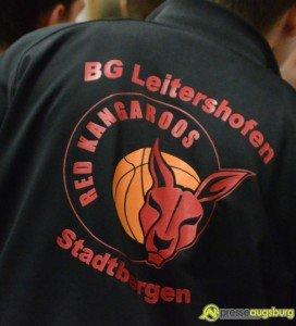 Kangaroos marschieren weiter - BG Leitershofen/Stadtbergen siegt auch in Vilsbiburg