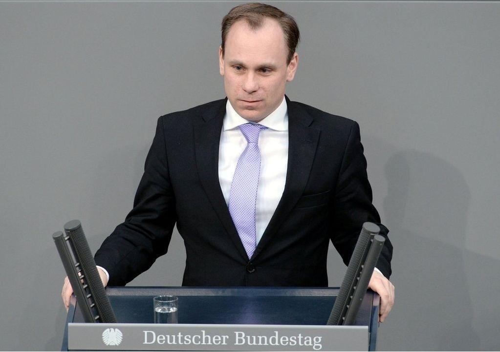 Bundestag Ullrich