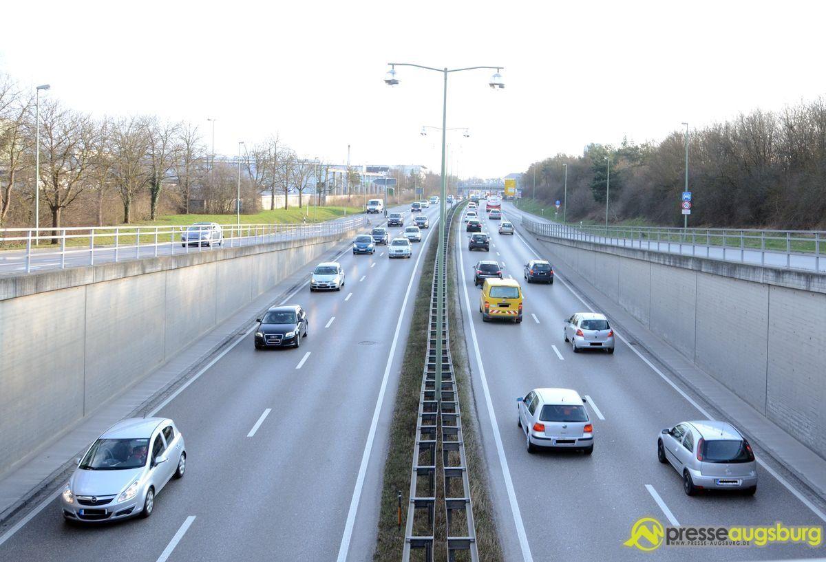b17 Augsburg-Bärenkeller | Eine dritte Spur für die Bundesstraße 17 Augsburg Stadt News Politik B17 Bärenkeller CSU Göttling Schwab |Presse Augsburg
