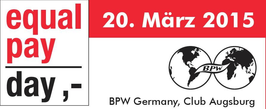 equal-pay-day Equal Pay Day | Heute geht es um gleiches Geld für gleiche Arbeit für Mann und Frau News Politik Wirtschaft equal pay day |Presse Augsburg