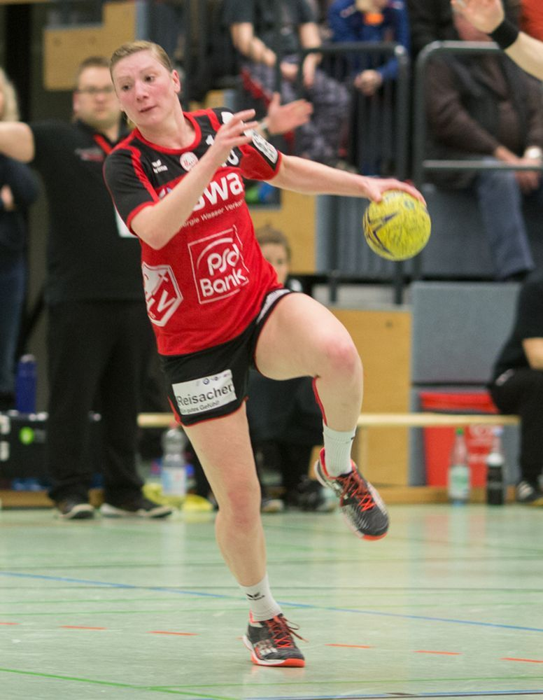 handball_Haunstetten-duschner Haunstetter Damen gelingt ein großer Schritt Richtung Klassenerhalt in Liga 2 Handball News News Sport 2. Bundesliga Handball SV Union Halle TSV Haunstetten |Presse Augsburg