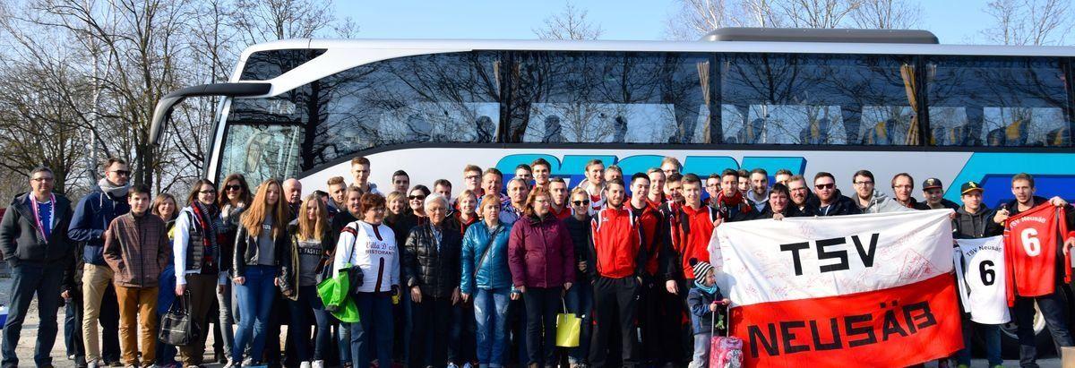 neusäß_hanball1 Neusäß zurück in Bezirksliga – Sieg im Landkreisderby vor Rekordkulisse Handball News Sport Aufstieg Bezirksliga Bezirksoberliga TSV Meitingen TSV Neusäß |Presse Augsburg