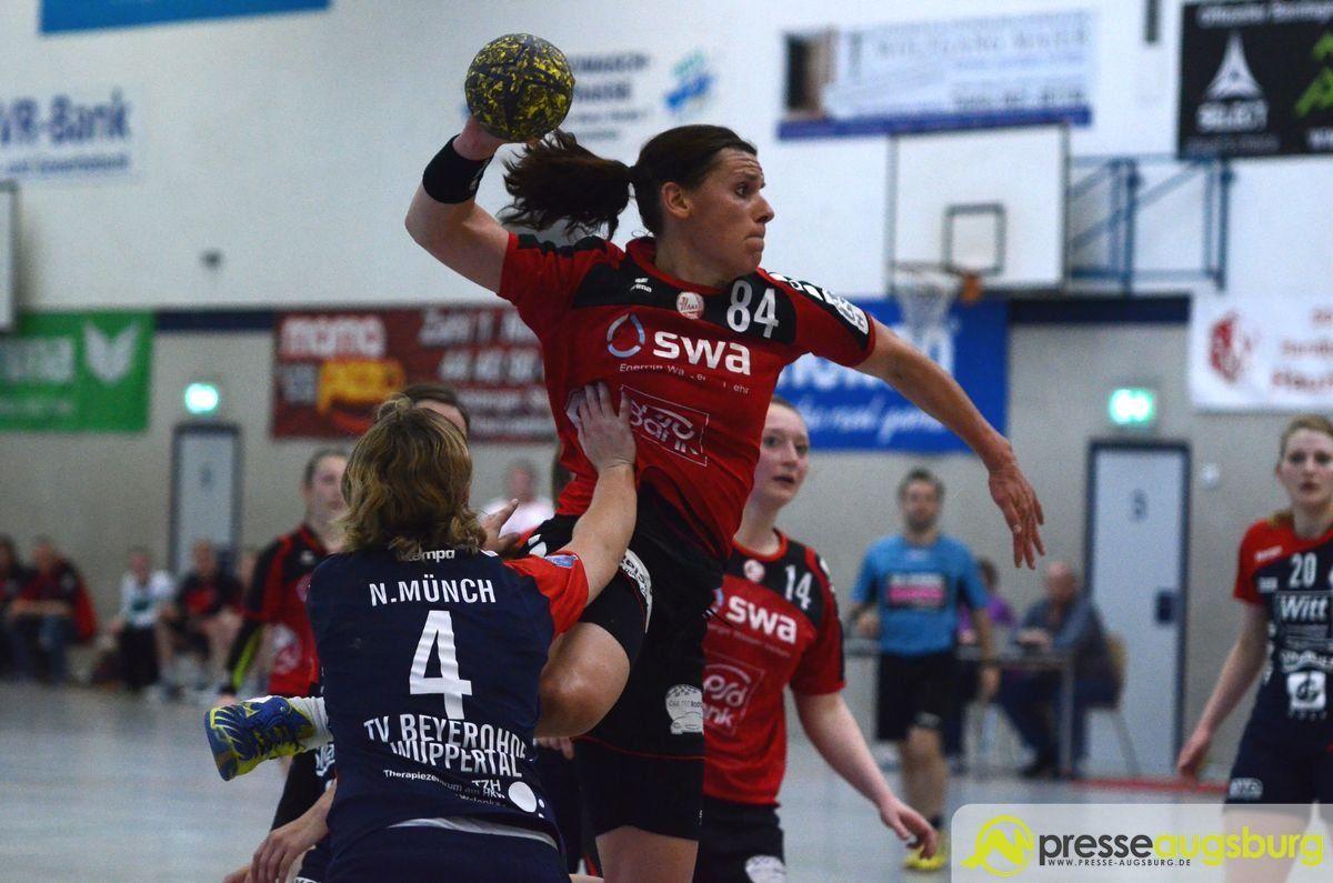 Annika Schmid und der TSVH konnten sich gegen Bayeröhde durchsetzen | Foto: Dominik Mesch