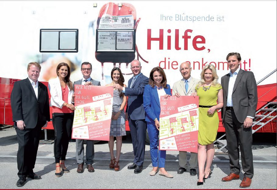 rotes-kreuz_blutspende In Augsburg Stadt und Land spenden deutlich weniger Menschen Blut als im übrigen Bayern News Blutspende Rotes Kreuz  Presse Augsburg