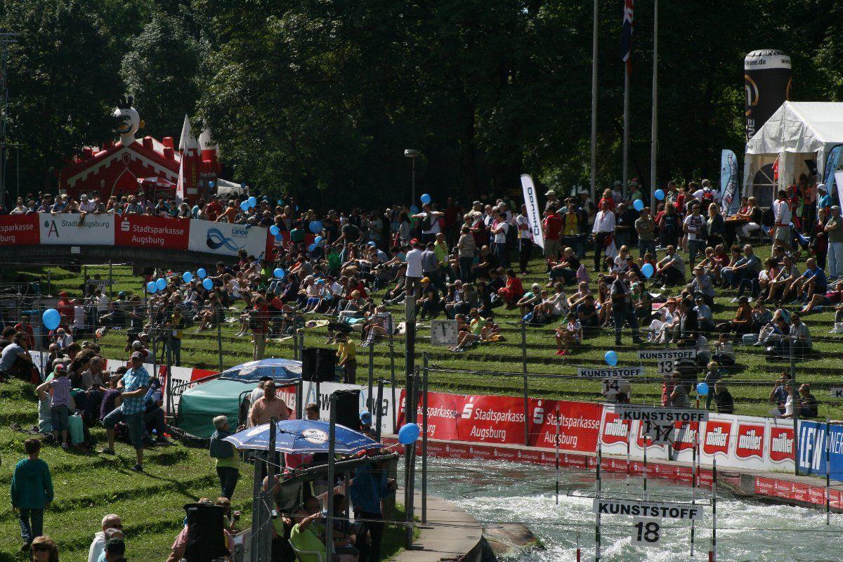 am-Kanal Zehn starke Nationen kommen zum ersten ECA CUP im Wildwassersprint am 09. und 10. Mai nach Augsburg Freizeit News Sport Augsburg ECA CUP Wildwasser |Presse Augsburg