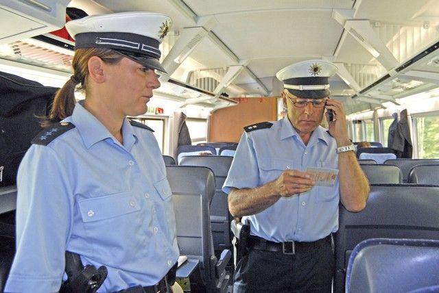 Bundespolizei Grenzkontrolle 4