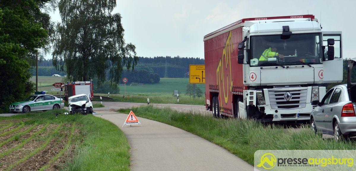 Polizei Unfall Horgau001