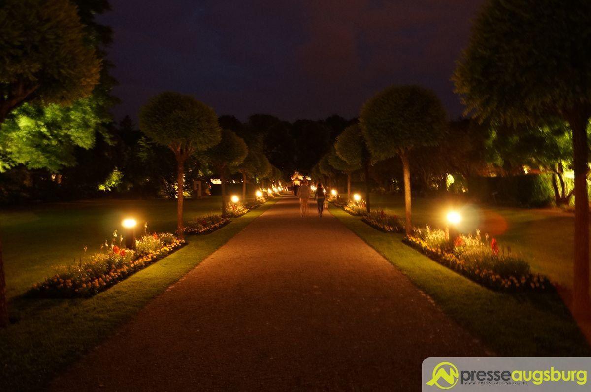 20150620 nacht der lichter botanischer garten 00 presse augsburg nachrichten f r augsburg - Garten lichter ...
