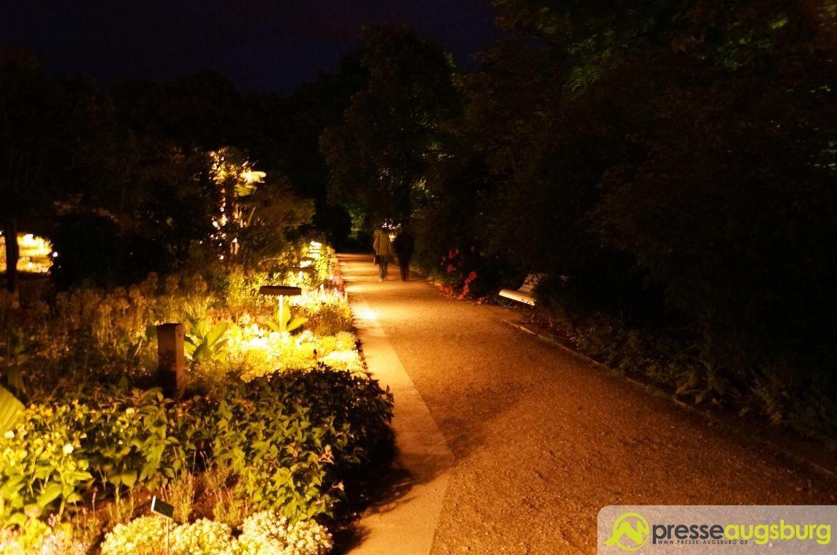 20150620 nacht der lichter botanischer garten 008 presse augsburg nachrichten f r augsburg - Garten lichter ...