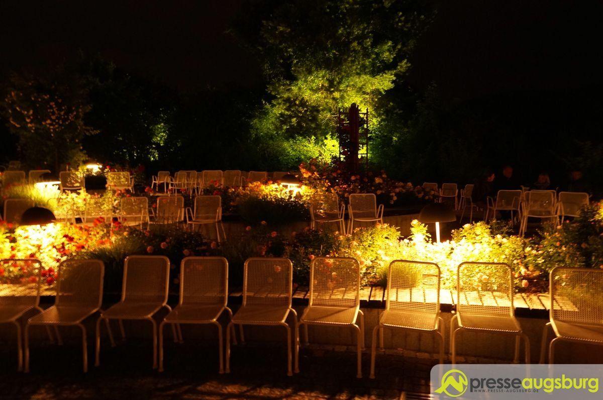 20150620 nacht der lichter botanischer garten 020 presse augsburg nachrichten f r augsburg - Garten lichter ...