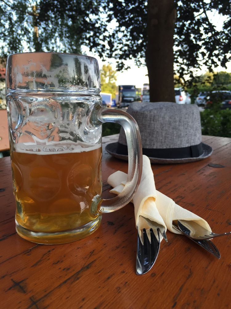 Bier Biergarten