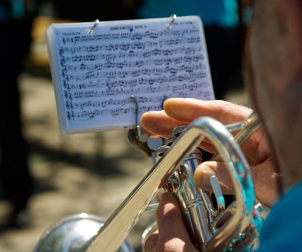 Musik Trompete Bläser
