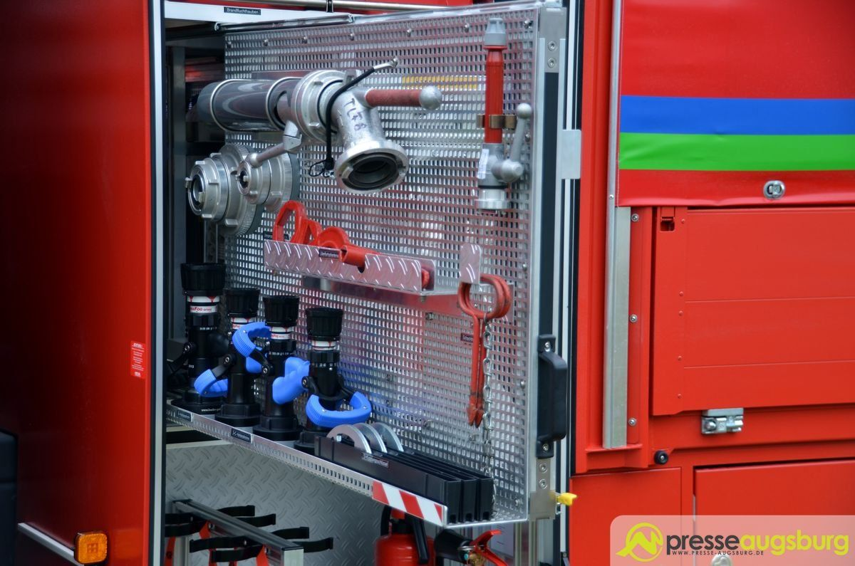 feuerwehr Kreis Augsburg | Feuerwehrgroßeinsatz in Fischach endet glimpflich Landkreis Augsburg News Polizei & Co Feuerwehr Fischach |Presse Augsburg
