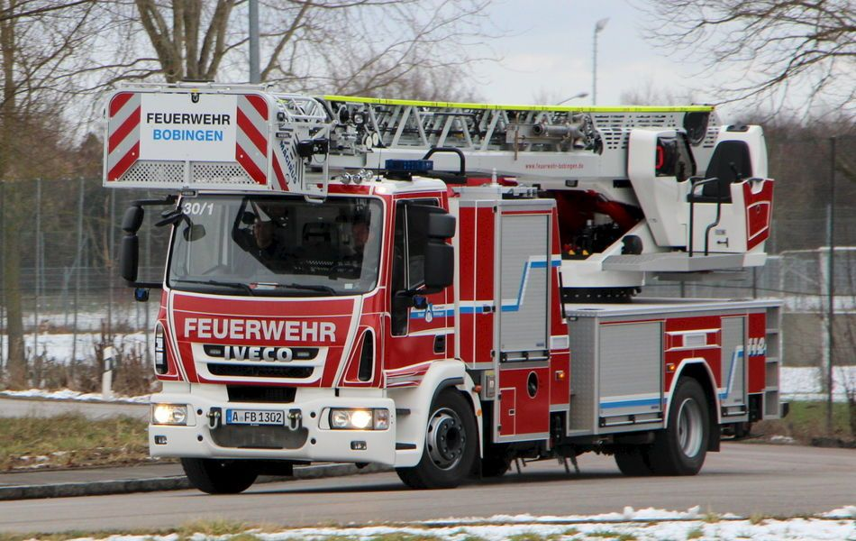 Feuerwehr Bobingen