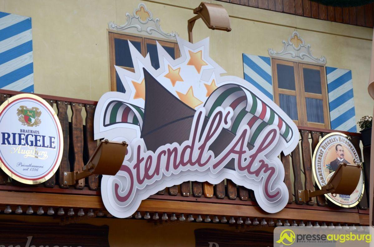 Augsburger Plärrer   Festwirt bestätigt Ende der Sterndl-Alm