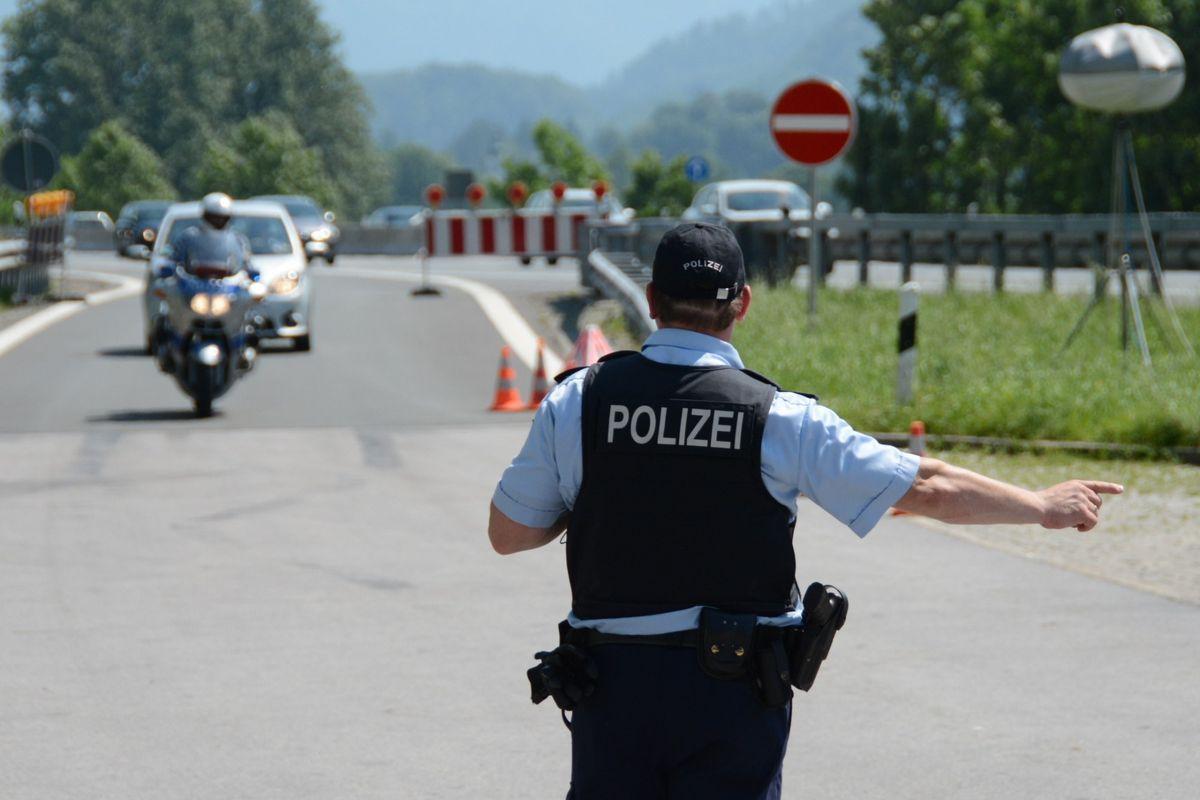 Bundespolizei Kontrolle 2