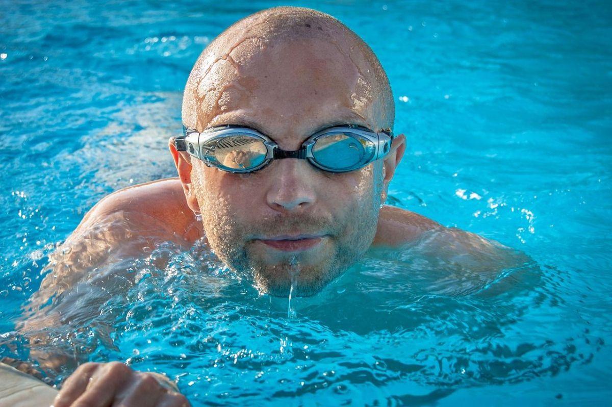 Schwimmen Schwimmer