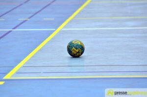 Unnötige Niederlage | TSV Haunstetten Handball verliert gegen Tabellennachbarn HT München
