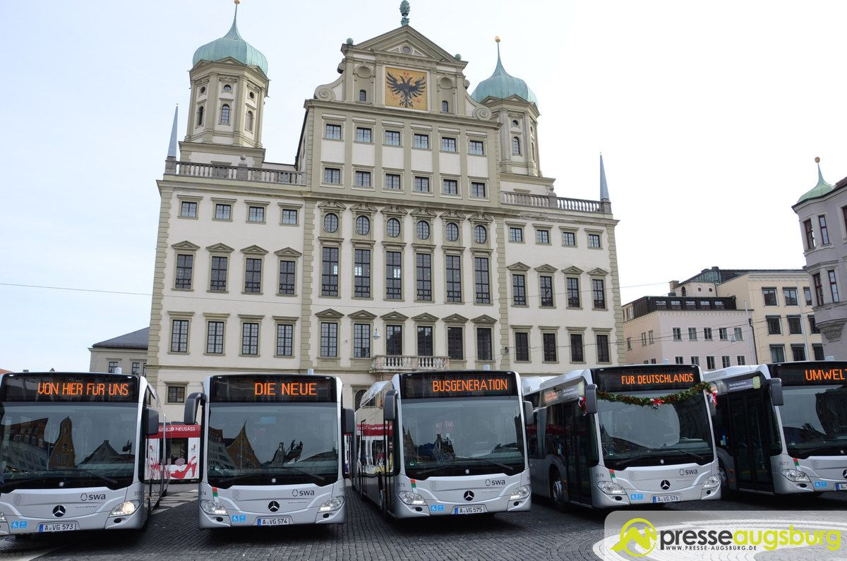 stadtwerke augsburg busse 002 presse augsburg nachrichten f r augsburg und bayerisch schwaben. Black Bedroom Furniture Sets. Home Design Ideas