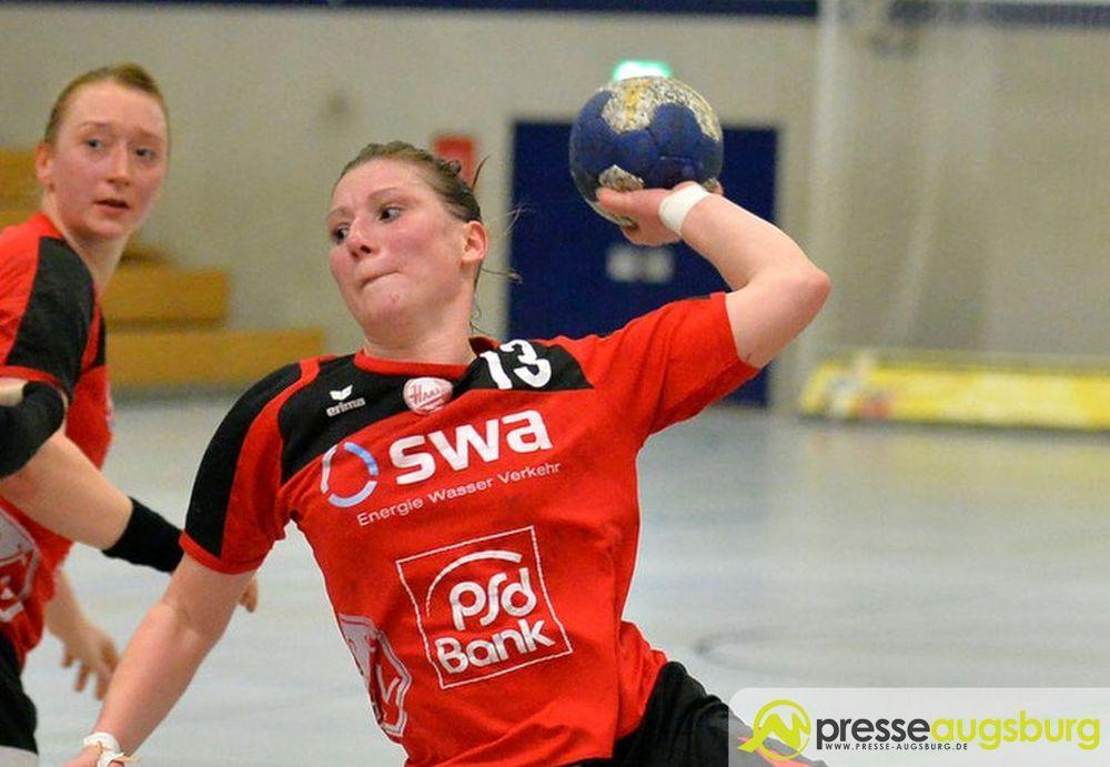 TSVH-SVUhalle-025-duschner Bittere Niederlage zum Jahresabschluss | TSV Haunstetten verliert zuhause gegen Möglingen Augsburg Stadt Handball News News Sport TSV Haunstetten Handball TV Möglingen |Presse Augsburg
