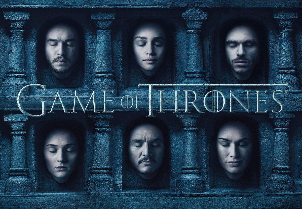 """01_GOT6-Logo- TV-Tipp   RTL II zeigt ab morgen die sechste Staffel von """"Game Of Thrones"""" Bildergalerien Freizeit News """"Game Of Thrones"""" RTL II  Presse Augsburg"""