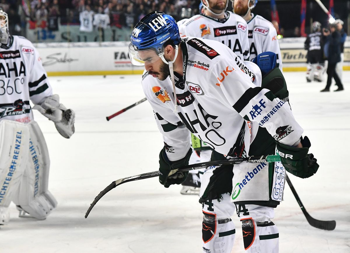 eishockey nürnberg heute