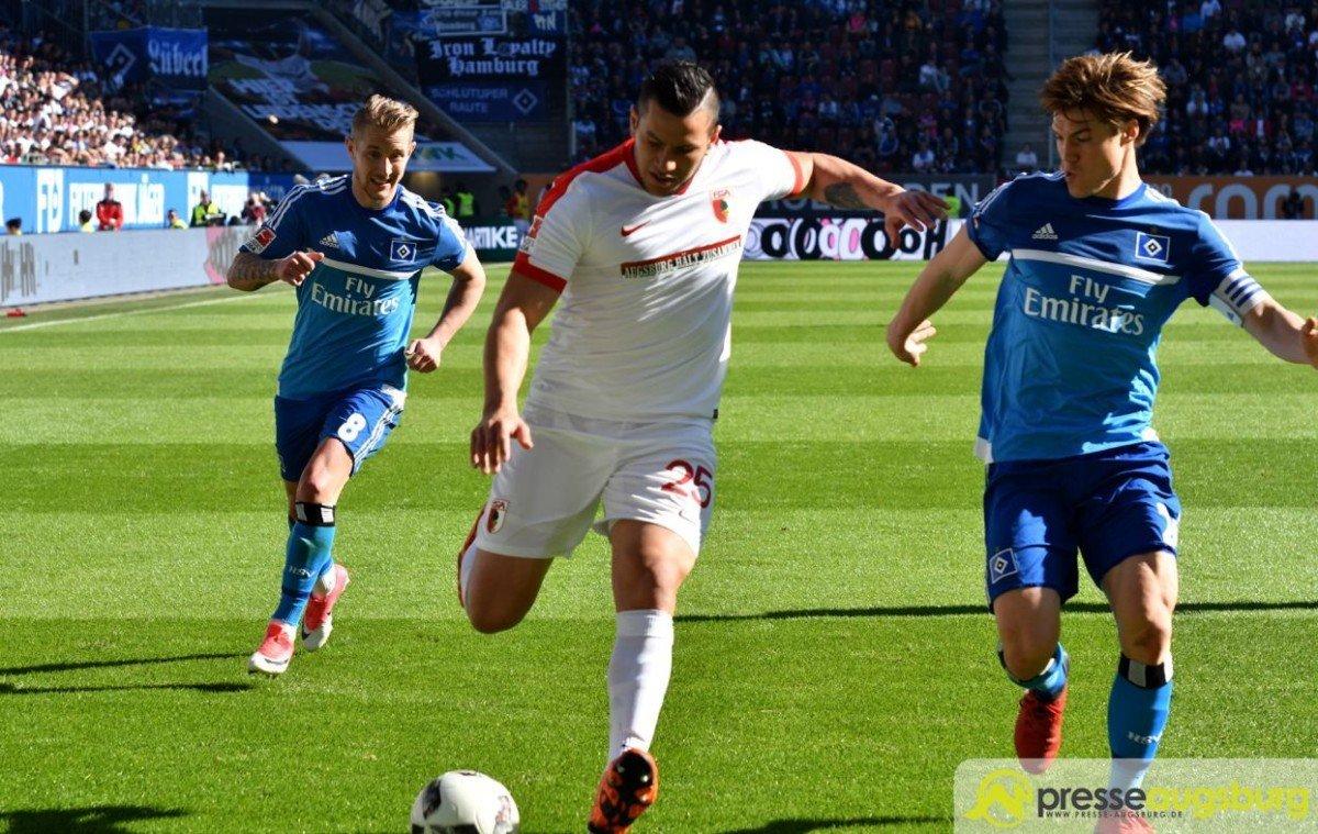 Kehrt Publikumsliebling Bobadilla zum FC Augsburg zurück?