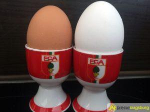 Faule Eier oder volle Kanne | Für den FC Augsburg geht es gegen den HSV um viel
