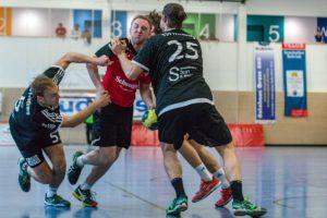 Hartes Stück Arbeit | TSV Friedberg Handball gewinnt dank guter Abwehrarbeit in Anzing